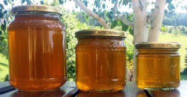 Honigprämierung 2017