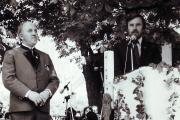1979 Öserr Imkerpräsident Alois Tropper